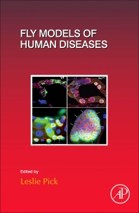 Cover image for Fly Models of Human Diseases