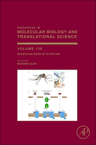 Cover image for Molecular Basis of Olfaction