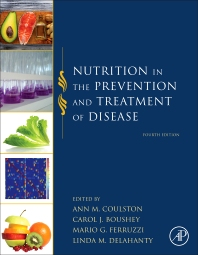 Cover image for Nutrition in the Prevention and Treatment of Disease