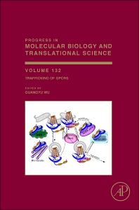 Cover image for Trafficking of GPCRs