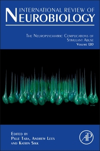 Cover image for The Neuropsychiatric Complications of Stimulant Abuse