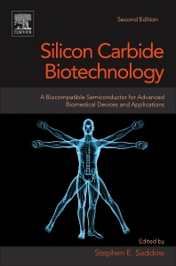 Cover image for Silicon Carbide Biotechnology