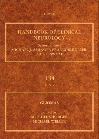 Cover image for Gliomas