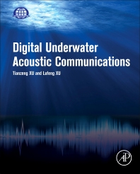 Cover image for Digital Underwater Acoustic Communications