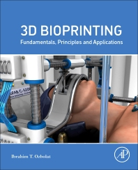 Cover image for 3D Bioprinting