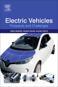 Book cover image for Electric Vehicles: Prospects and Challenges