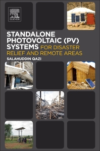 Cover image for Standalone Photovoltaic (PV) Systems for Disaster Relief and Remote Areas