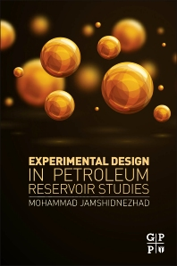 Cover image for Experimental Design in Petroleum Reservoir Studies