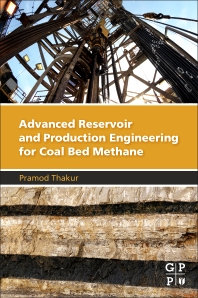 Cover image for Advanced Reservoir and Production Engineering for Coal Bed Methane