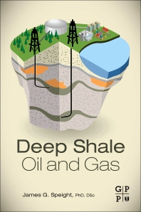 Cover image for Deep Shale Oil and Gas