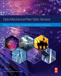 Cover image for Opto-mechanical Fiber Optic Sensors