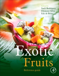 Cover image for Exotic Fruits Reference Guide