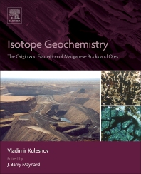 Cover image for Isotope Geochemistry