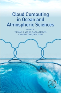 Cover image for Cloud Computing in Ocean and Atmospheric Sciences