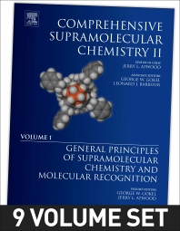 Cover image for Comprehensive Supramolecular Chemistry II