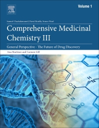 Cover image for Comprehensive Medicinal Chemistry III