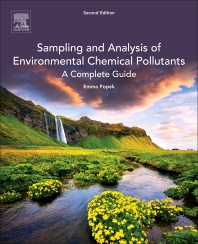Cover image for Sampling and Analysis of Environmental Chemical Pollutants
