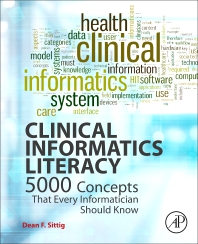Cover image for Clinical Informatics Literacy