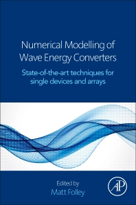 Cover image for Numerical Modelling of Wave Energy Converters
