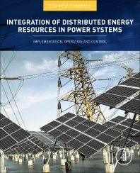 Cover image for Integration of Distributed Energy Resources in Power Systems