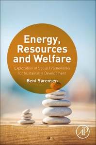 Energy, Resources and Welfare - 1st Edition - ISBN: 9780128032183, 9780128032190