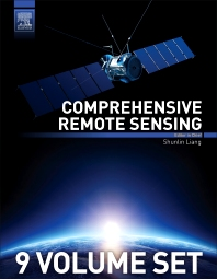 Cover image for Comprehensive Remote Sensing
