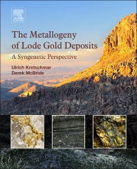 Cover image for The Metallogeny of Lode Gold Deposits
