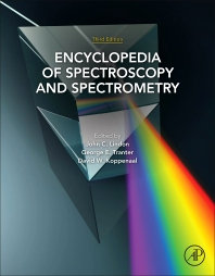 Encyclopedia of Spectroscopy and Spectrometry - 3rd Edition - ISBN: 9780128032244, 9780128032251