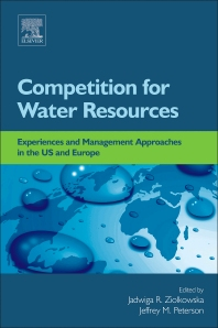 Cover image for Competition for Water Resources
