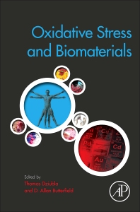 Cover image for Oxidative Stress and Biomaterials