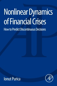 Cover image for Nonlinear Dynamics of Financial Crises