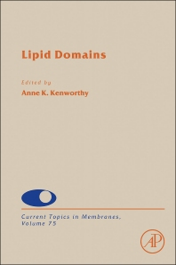 Cover image for Lipid Domains