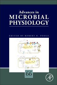 Cover image for Advances in Microbial Physiology