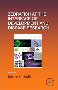 Cover image for Zebrafish at the Interface of Development and Disease Research