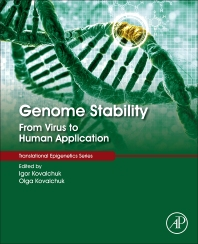 Genome Stability - 1st Edition - ISBN: 9780128033098, 9780128033456