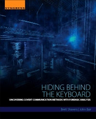 Cover image for Hiding Behind the Keyboard