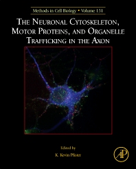 Cover image for The Neuronal Cytoskeleton, Motor Proteins, and Organelle Trafficking in the Axon