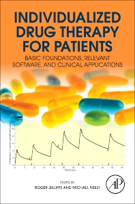 cover of Individualized Drug Therapy for Patients - 1st Edition