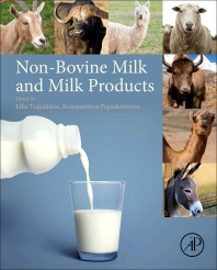 Cover image for Non-Bovine Milk and Milk Products