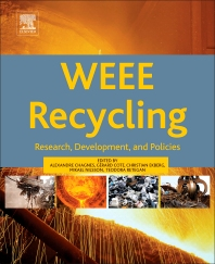WEEE Recycling - 1st Edition - ISBN: 9780128033630, 9780128033647