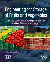 Cover image for Engineering for Storage of Fruits and Vegetables