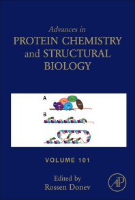 Cover image for Advances in Protein Chemistry and Structural Biology