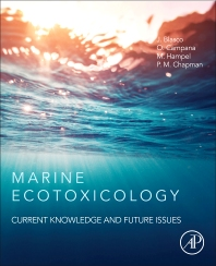 Cover image for Marine Ecotoxicology