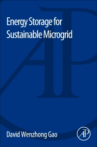 Cover image for Energy Storage for Sustainable Microgrid