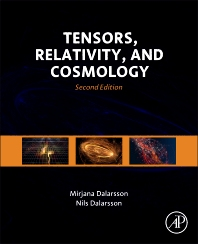 Cover image for Tensors, Relativity, and Cosmology