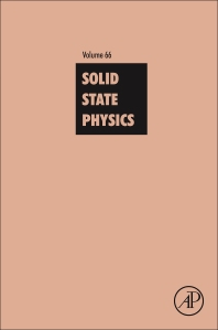 Solid State Physics - 1st Edition - ISBN: 9780128034132, 9780128034149