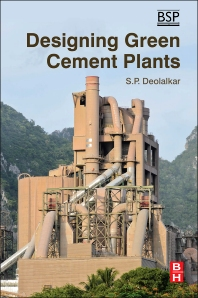 Cover image for Designing Green Cement Plants
