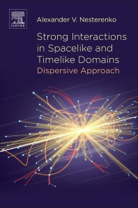 Cover image for Strong Interactions in Spacelike and Timelike Domains