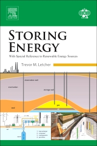 Cover image for Storing Energy