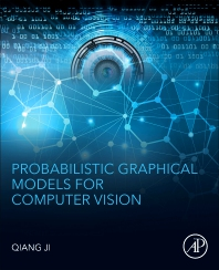 Cover image for Probabilistic Graphical Models for Computer Vision.